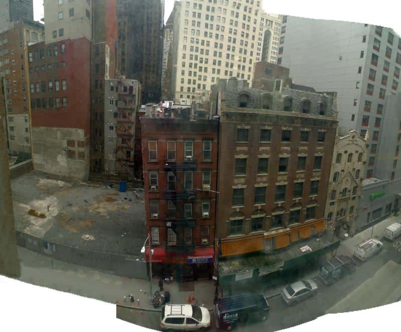 103 to 109 Washington St, Rooftop Panorama