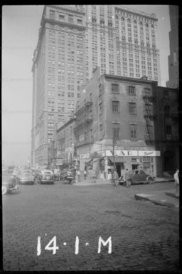 Battery Place ca. 1940