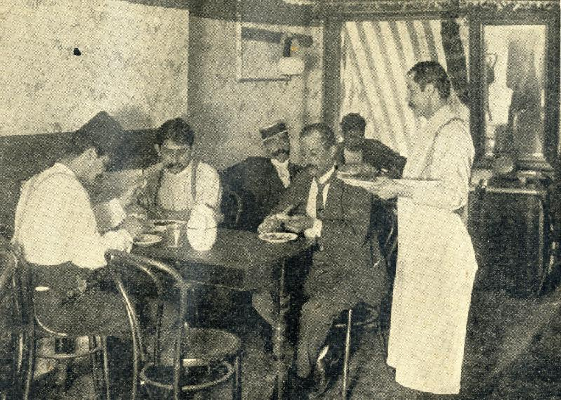 InteriorLotfalla Atta Restaurant 71 Washington1899