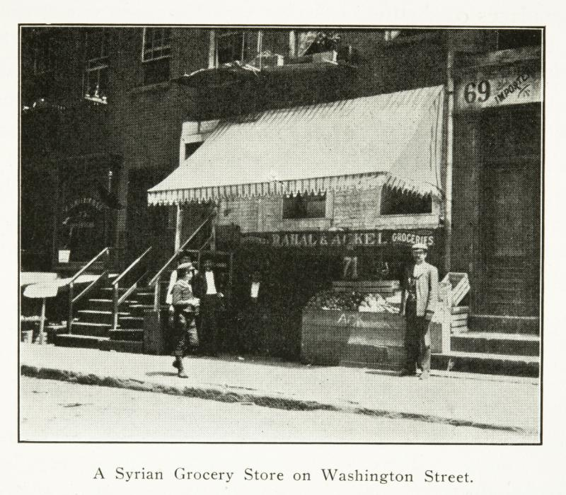Rahal Ackel Grocery71 Washington1903