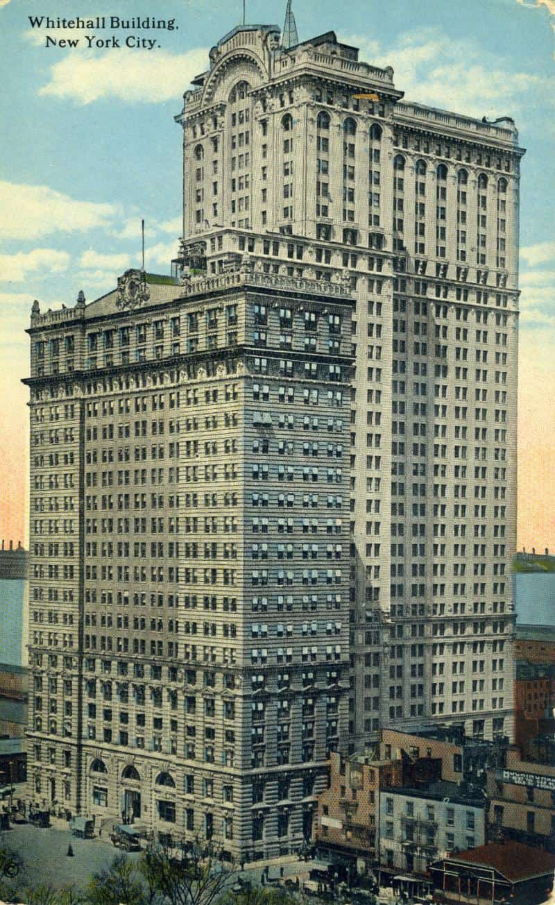 Whitehall Bldg ca 1910